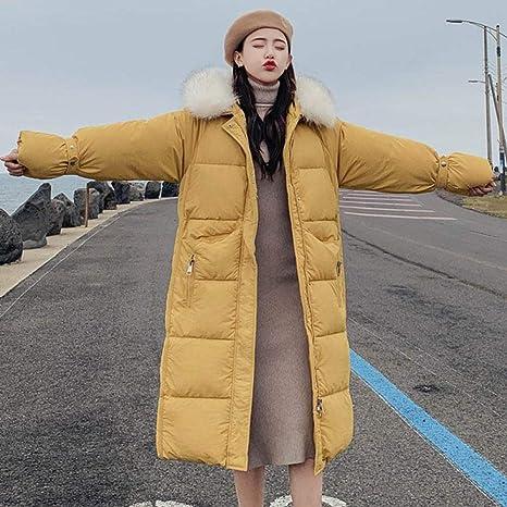 WEPL Cappotto Donna Autunno Inverno Nuovo Spesso Cappotto