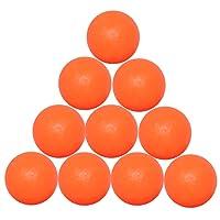 FAS 10 palline calcio balilla arancio GAL19ARS con sacchetto di plastica