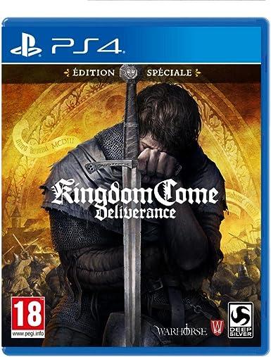 Kingdom Come Deliverance (PS4) - PlayStation 4 [Importación francesa]: Amazon.es: Videojuegos