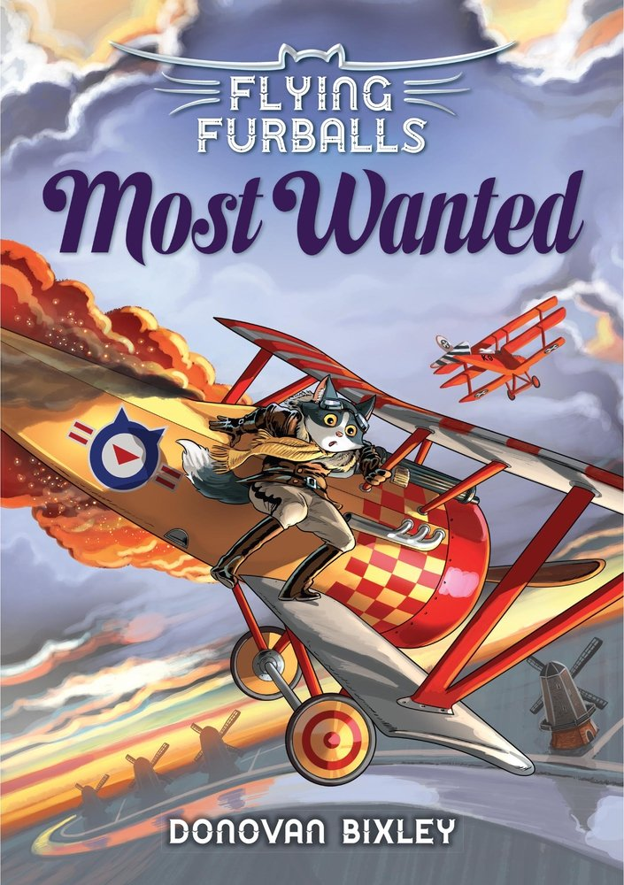 Download Most Wanted (Flying Furballs) pdf