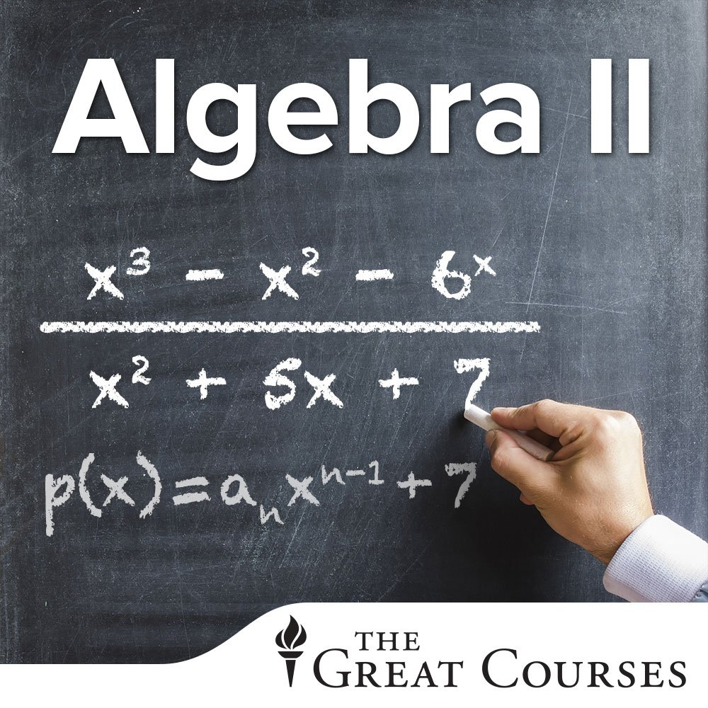 Amazon.com: Algebra II: James A. Sellers, The Great Courses: Movies & TV