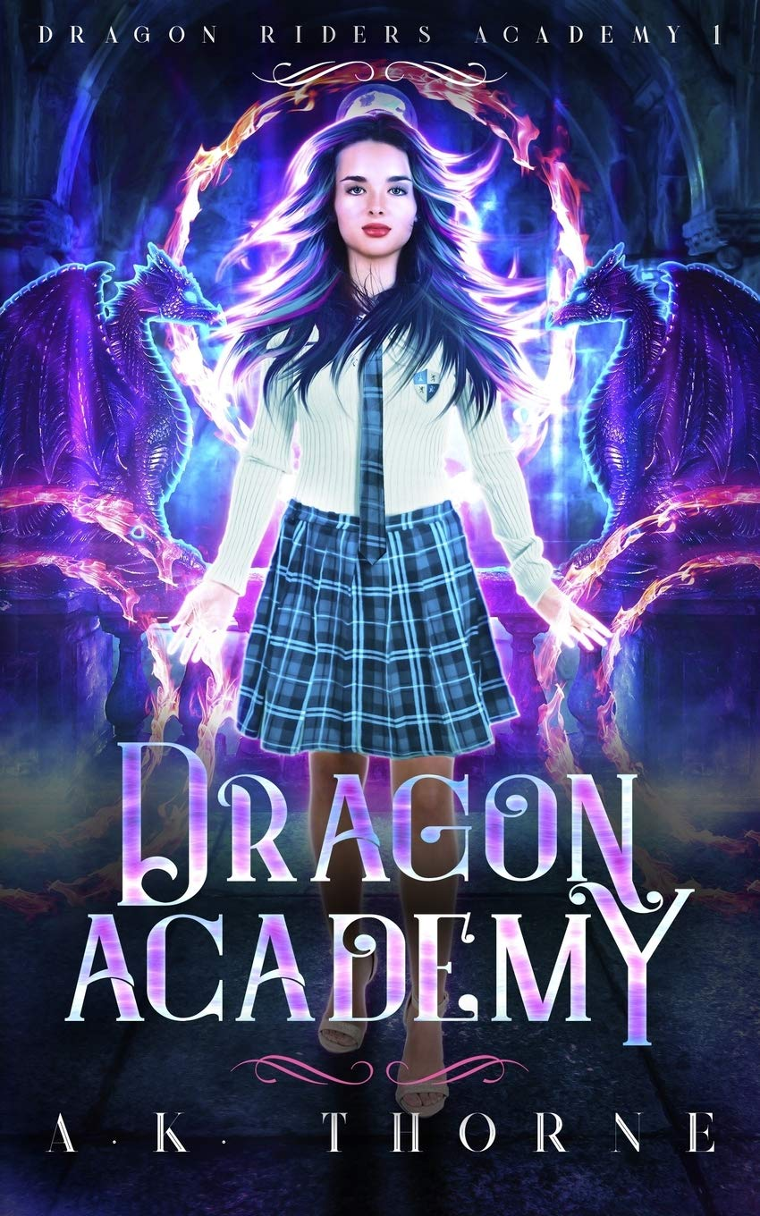 Dragon Academy: A Paranormal Fantasy Academy Series Dragon Riders Academy: Amazon.es: Thorne, A.K.: Libros en idiomas extranjeros