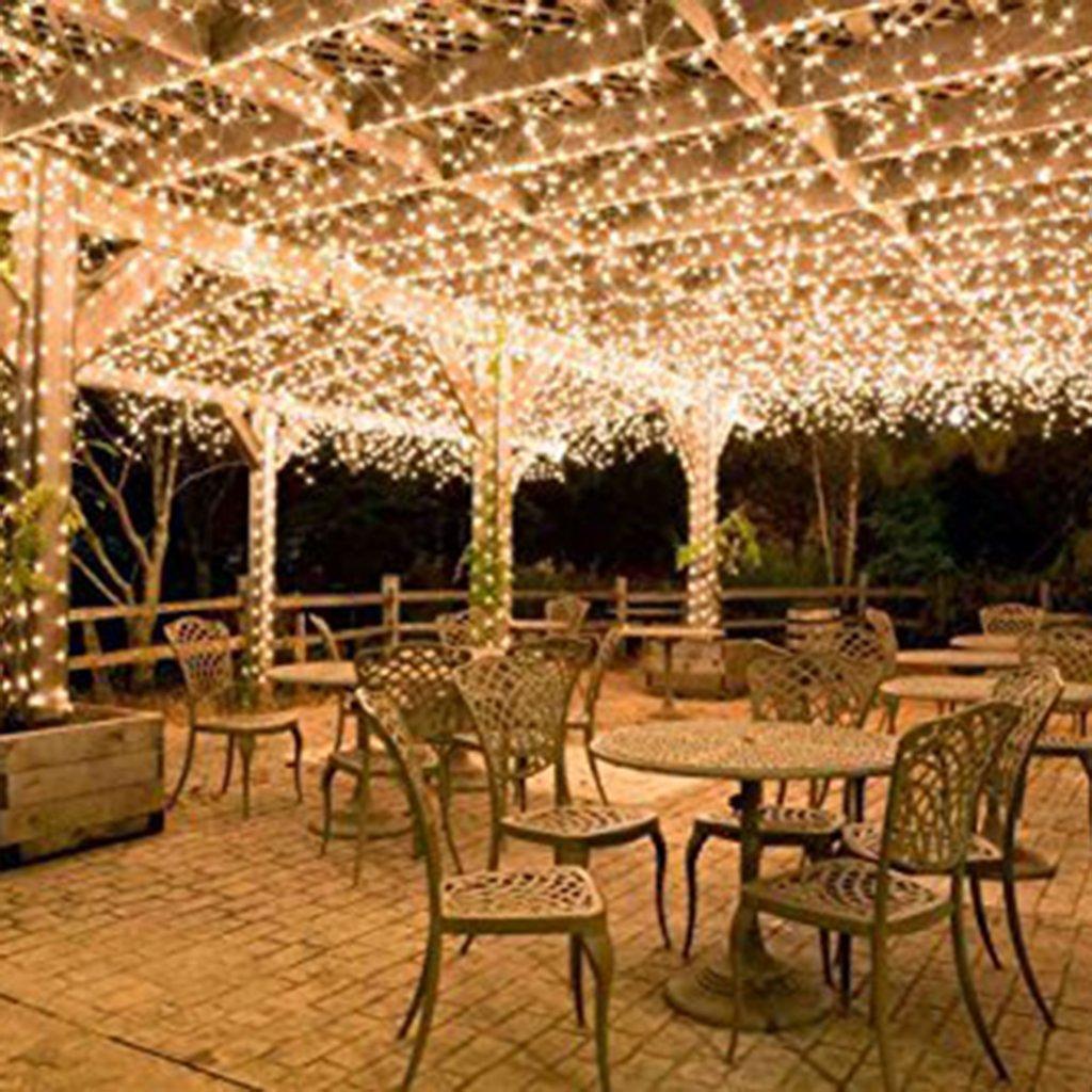 Amazon.com: Safe 24V 500 LEDs 100M/328FT Dimmable Lights String ...