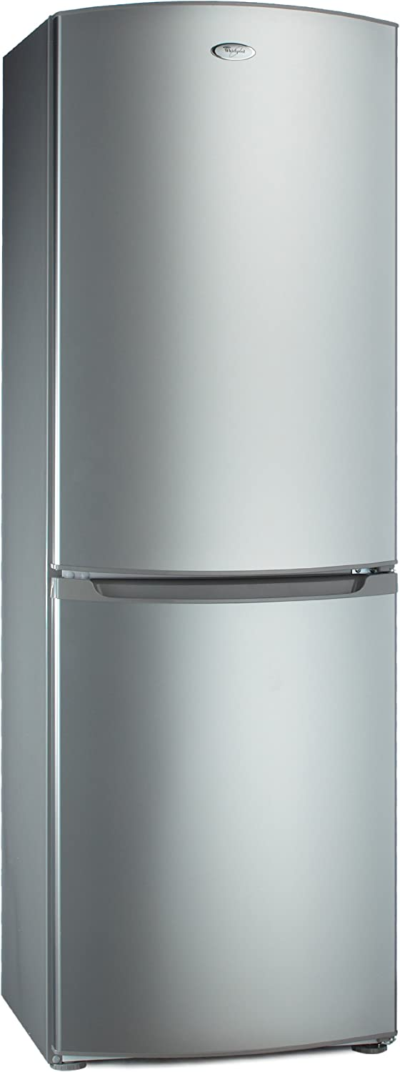 Whirlpool WBE3111 A+S Independiente 307L A+ Plata nevera y ...