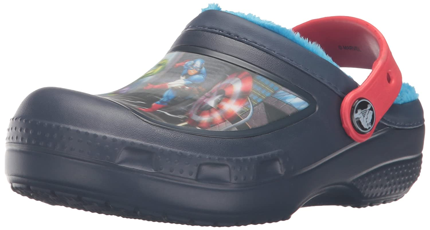 Crocs Kids' Marvel's Avengers Lined Clog