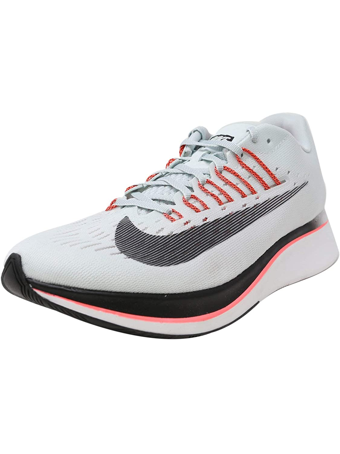 Barely Grey   Oil Grey  Hot Punch 8 B(M) US Nike Women's WMNS Zoom Fly Trainers
