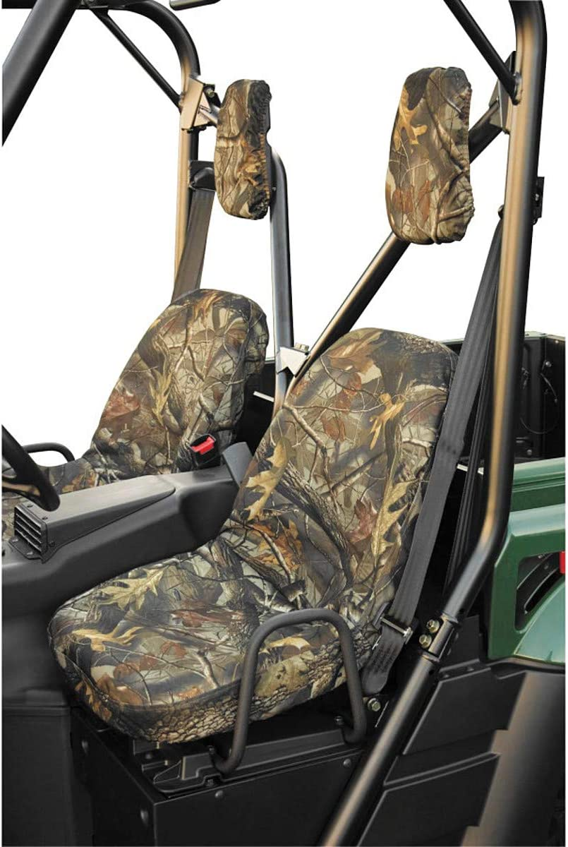 Bench Classic QuadGear Extreme UTV Seat Cover Black 78377
