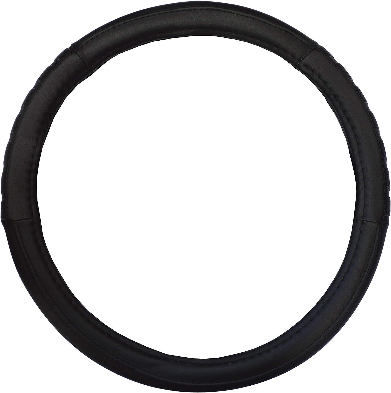 Negro AZ.4801.0040766-Medida Universal /Ø37 cm /Ø39 cm Funda cubrevolante KRAWEHL
