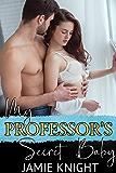 My Professor's Secret Baby (His Secret Baby Book 3) (English Edition)