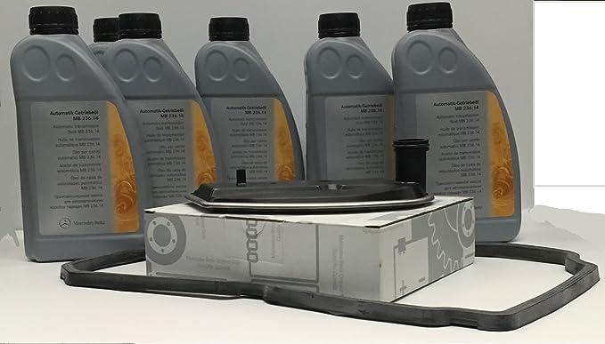 Mercedes Benz Kit Öl Fluid Linsenschwankung Automatikgetriebe Original Atf 134 6l Mb236 14 A1402770095 Auto