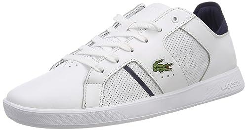 Lacoste Novas 119 1 SMA, Zapatillas para Hombre: Amazon.es: Zapatos y complementos
