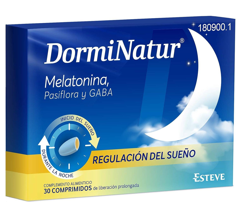 Esteve Dorminatur Comprimidos, 50g, Pack de 30: Amazon.es: Salud y ...