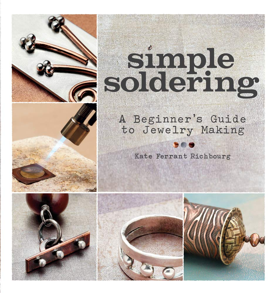 Turn Any Small Item into a Charm OR Pendant Simply Soldered Book
