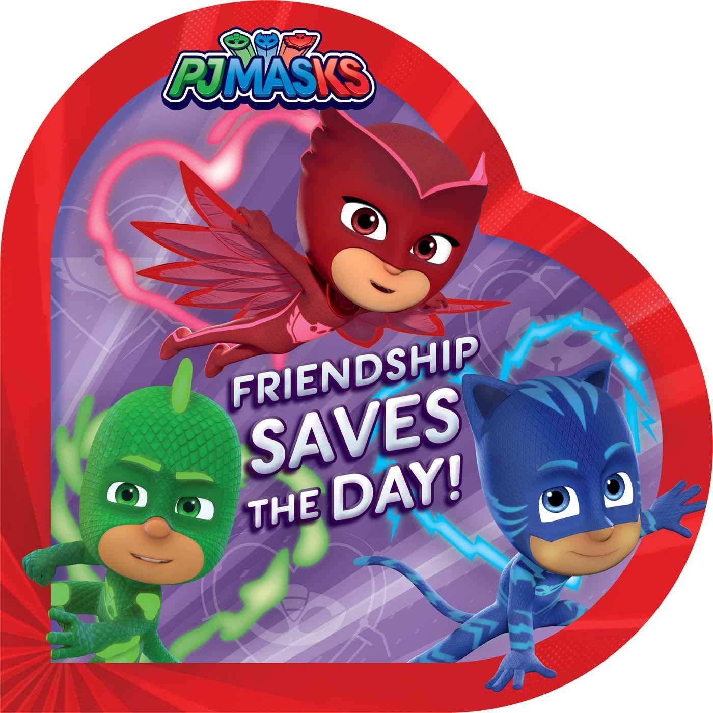 Friendship Saves the Day! (Pj Masks) : Hastings, Ximena ...