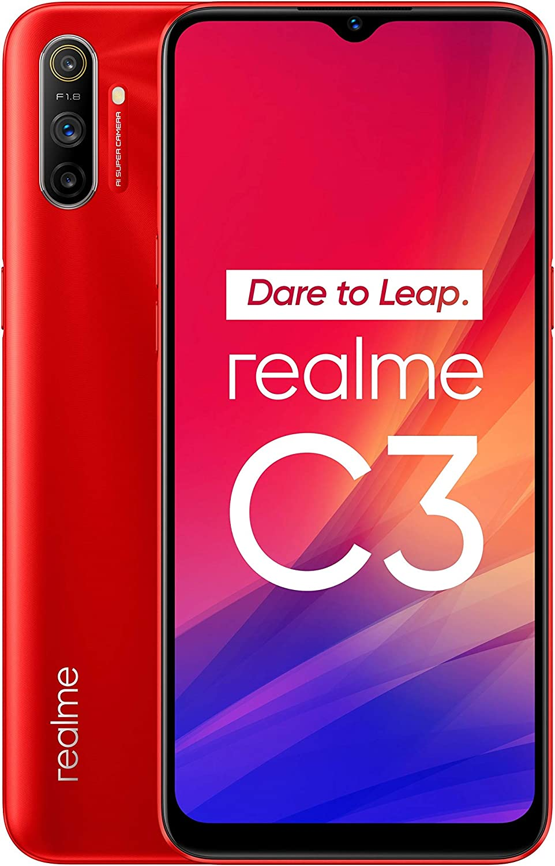 Realme c3 Recensione: buone prestazioni, fotocamera media