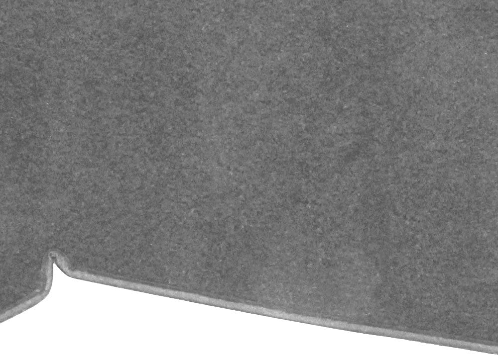 Grey MR-077 JIAKANUO Auto Car Dashboard Carpet Dash Board Cover Mat Fit for /Chevy/Silverado 2007-2013
