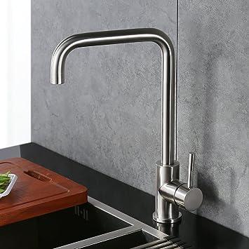 homelody armatur spüle wasserhahn mischbatterie küche ... - Spüle Armatur Küche
