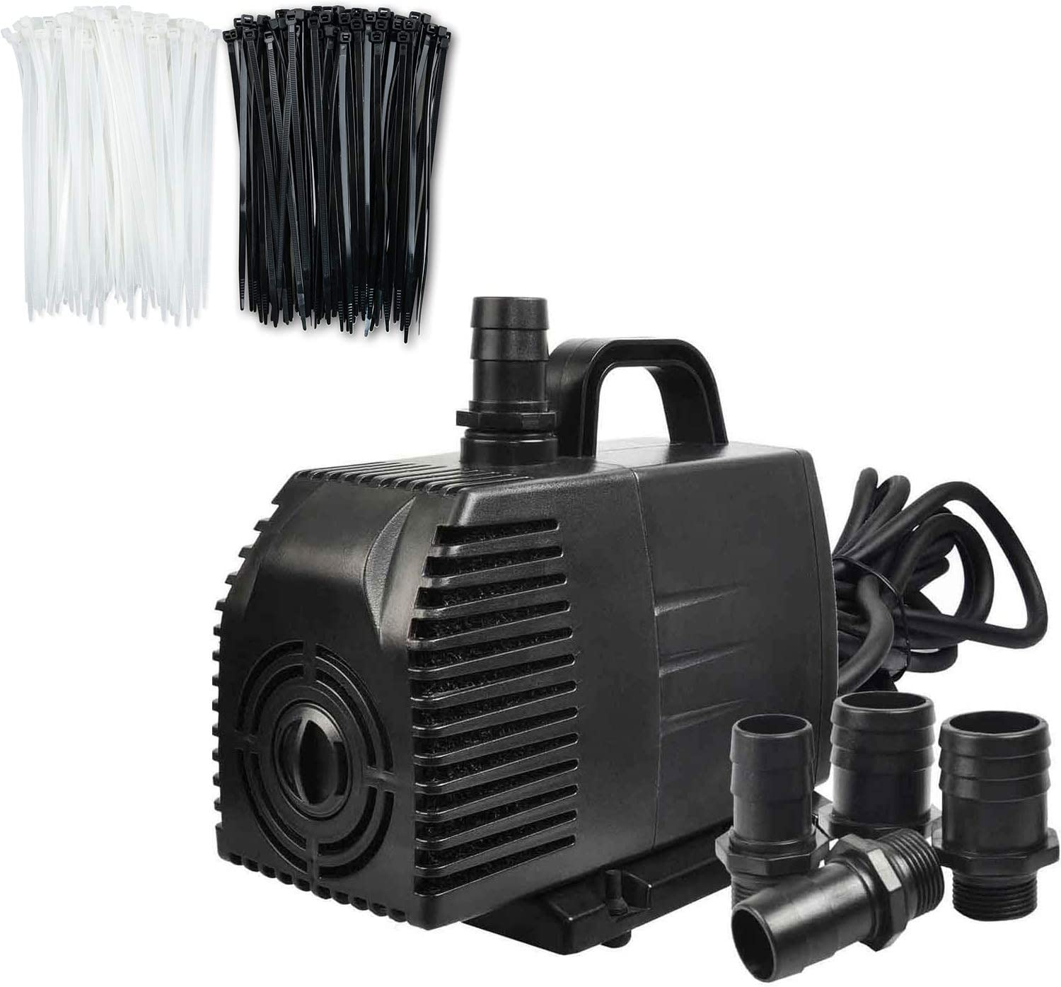 Simple Deluxe 1056 GPH Shipping included Submersible Water Pump with 15' for Cord Max 84% OFF