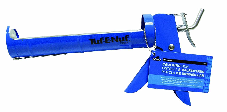 Task Tools 03381 Tuf-E-Nuf Cradle Caulking Gun, 9-Inch