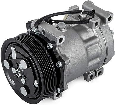 For Dodge 94-01 Ram 2500 3500 Complete AC A//C Repair Kit w// Compressor /& Clutch