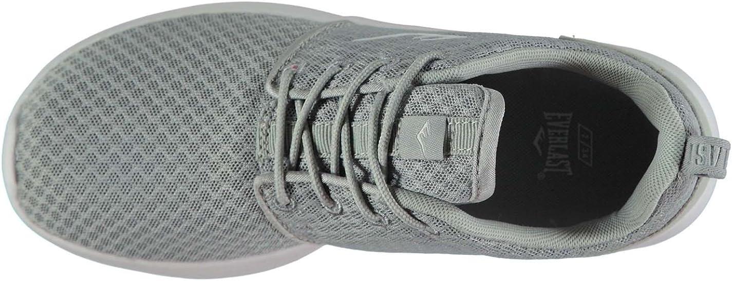 Everlast Niños Sensei Zapatillas De Running Lt Gris 34: Amazon.es: Zapatos y complementos