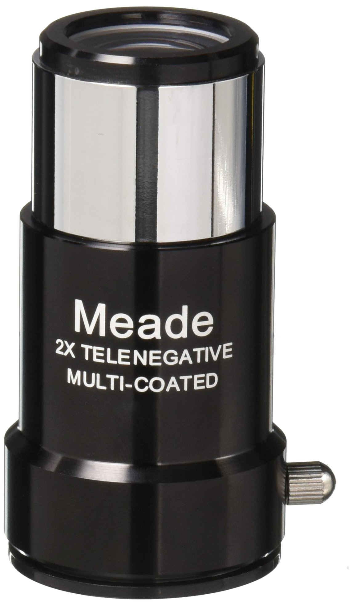 Meade Instruments #126 1.25-Inch 2x Short-Focus Barlow Lens by Meade Instruments