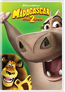 Amazon com: Madagascar 3: Europe's Most Wanted