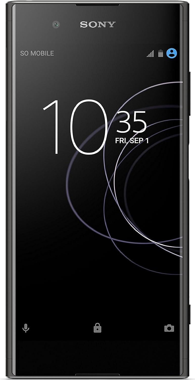 Sony Xperia XA1 Plus Smartphone da 32 GB, Nero [versione Italia]