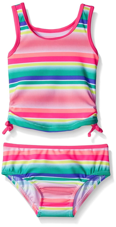 OshKosh B'Gosh Osh Kosh Baby Girls' Two Piece Tankini Multi 12 Months SB16554