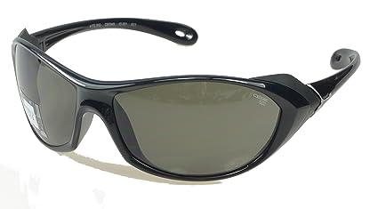 Cébé Kite gafas de sol negro brillante gafas de lentes de ...