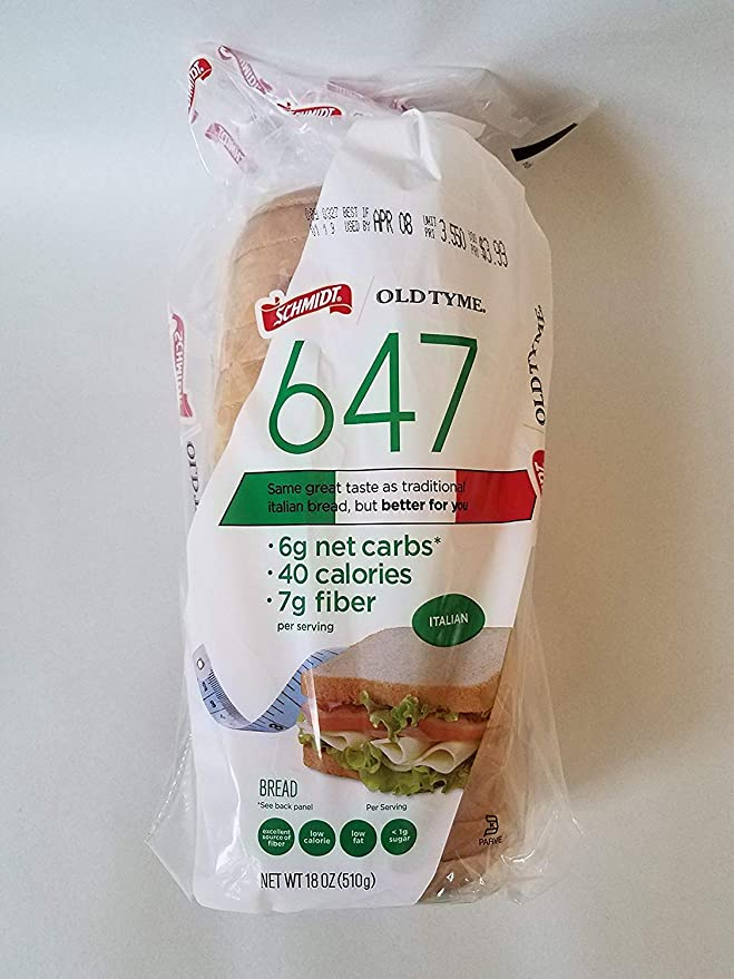 Schmidt Old Tyme 647 Bread Italian Amazon Com Grocery Gourmet Food