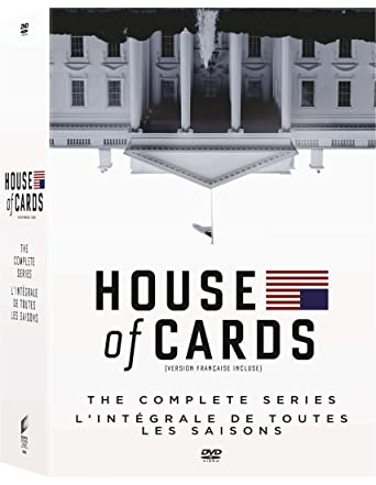 House of Cards - Season 01 / House of Cards - Season 02 / House of Cards - Season 03 / House of Cards - Season 04 / House of Cards - Season 05 / House of Cards - Season 06 - Set