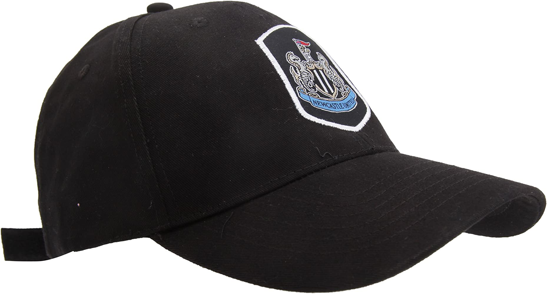 Newcastle United FC - Gorra Oficial Modelo Crest Football (Talla ...