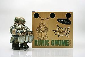 Battle Axe Garden Gnome 4