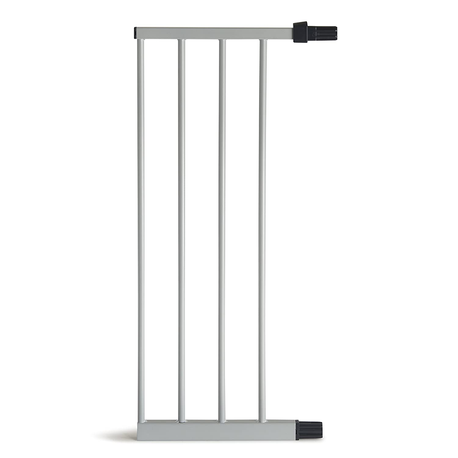 Munchkin Auto Close Baby Gate Extension, Compatible with Gate Model MK0094-011 Modern and MKSA0547 Silver , 11 Inch