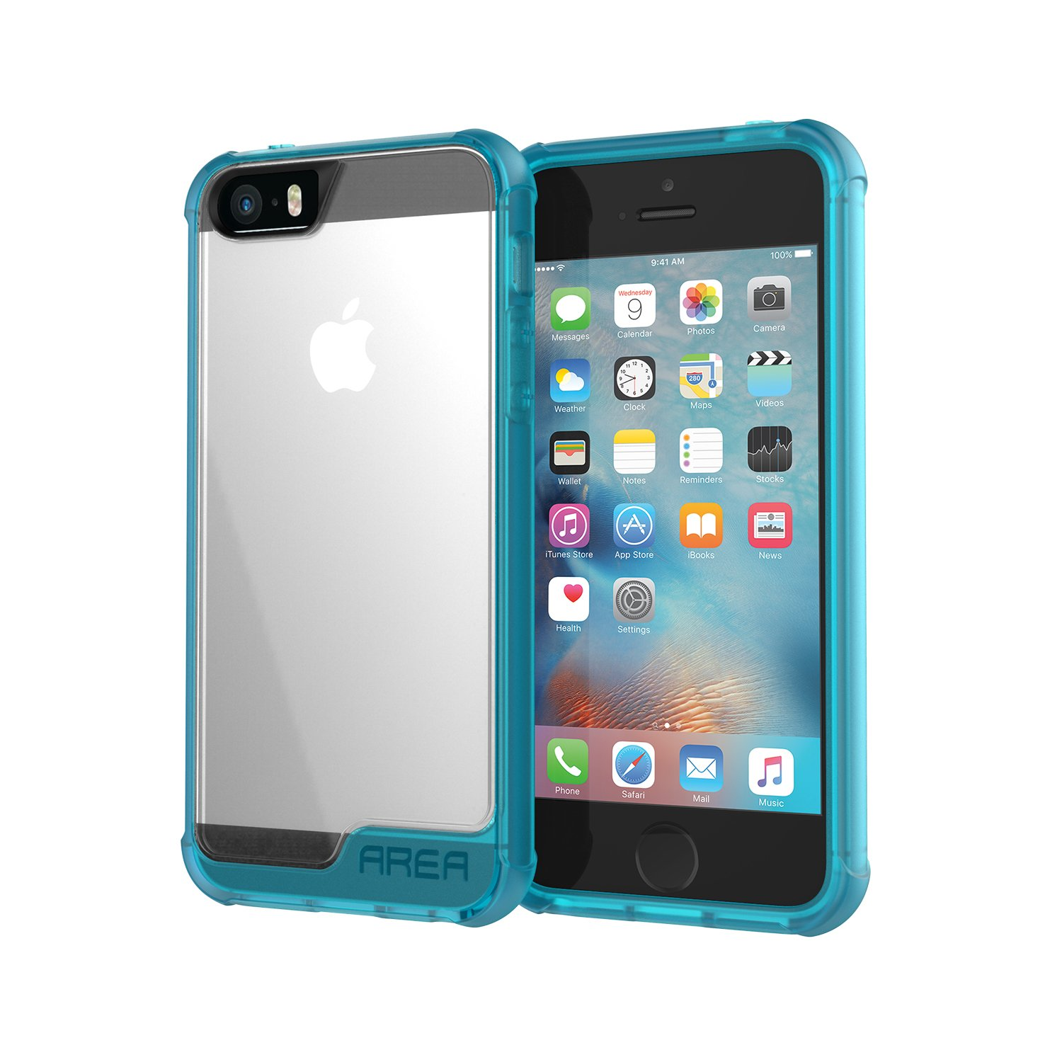 Iphone 5 5S Se Case Area By Incipio Octane Pure Case Translucent Dual Layer S.. 16