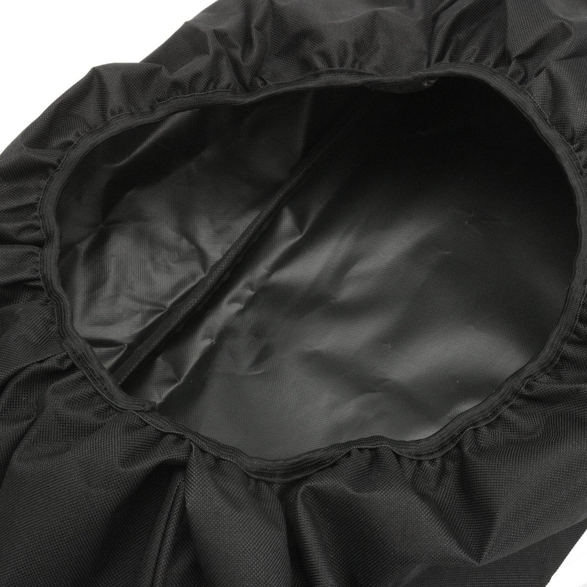 Merssavo 600D Oxford Winch Cubierta de Polvo Protecci/ón Superior a Prueba de Polvo Impermeable y UV y Resistente al Moho Cubierta de Protecci/ón del Torno de 8.500 a 17.500 Libras