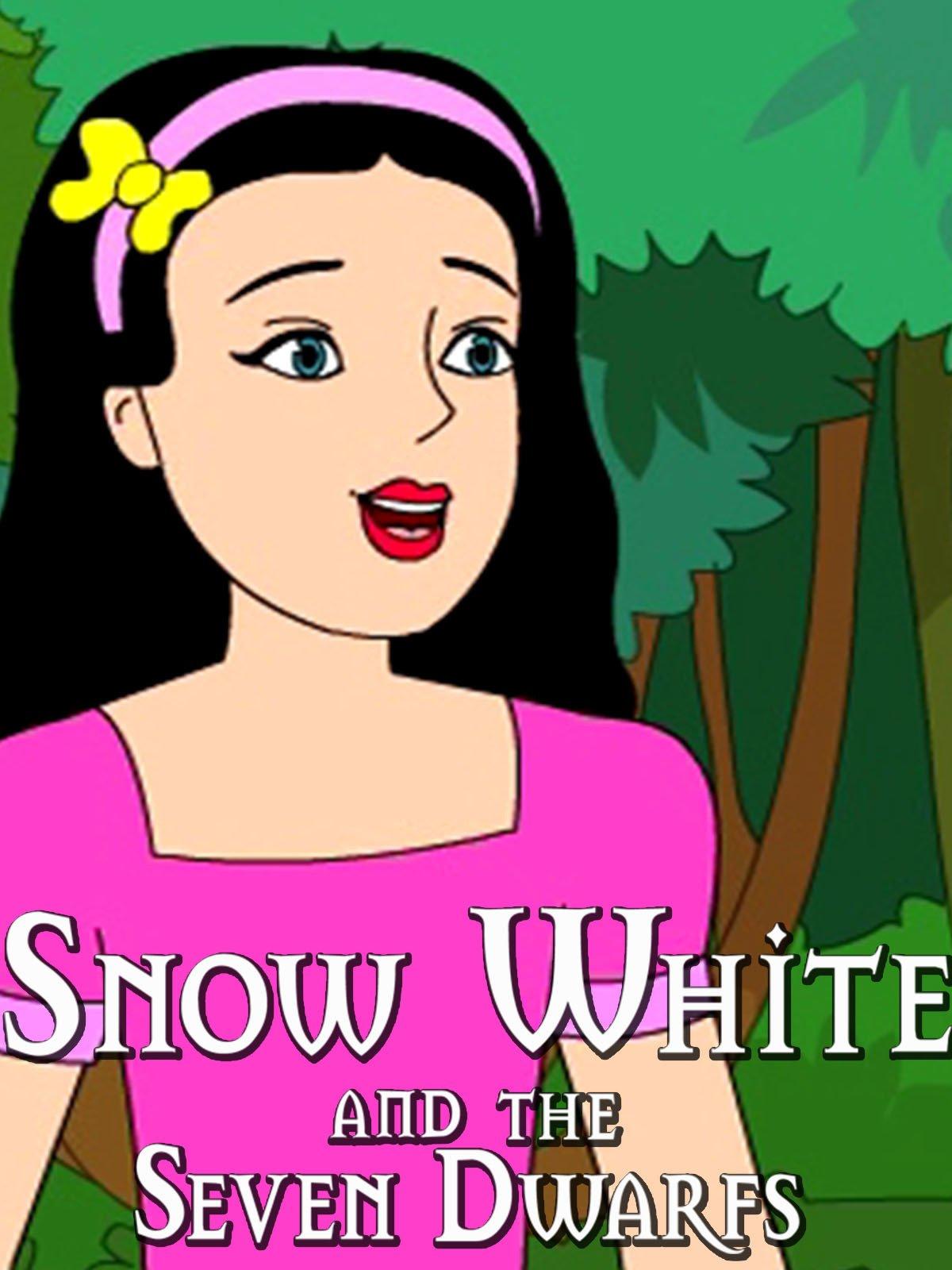 Snow White and the Seven Dwarfs on Amazon Prime Video UK