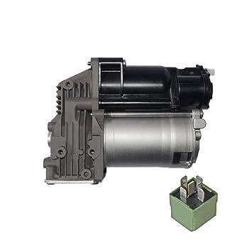 37106793778 Compresor de aire de suspensión Niveauregulierung + relé