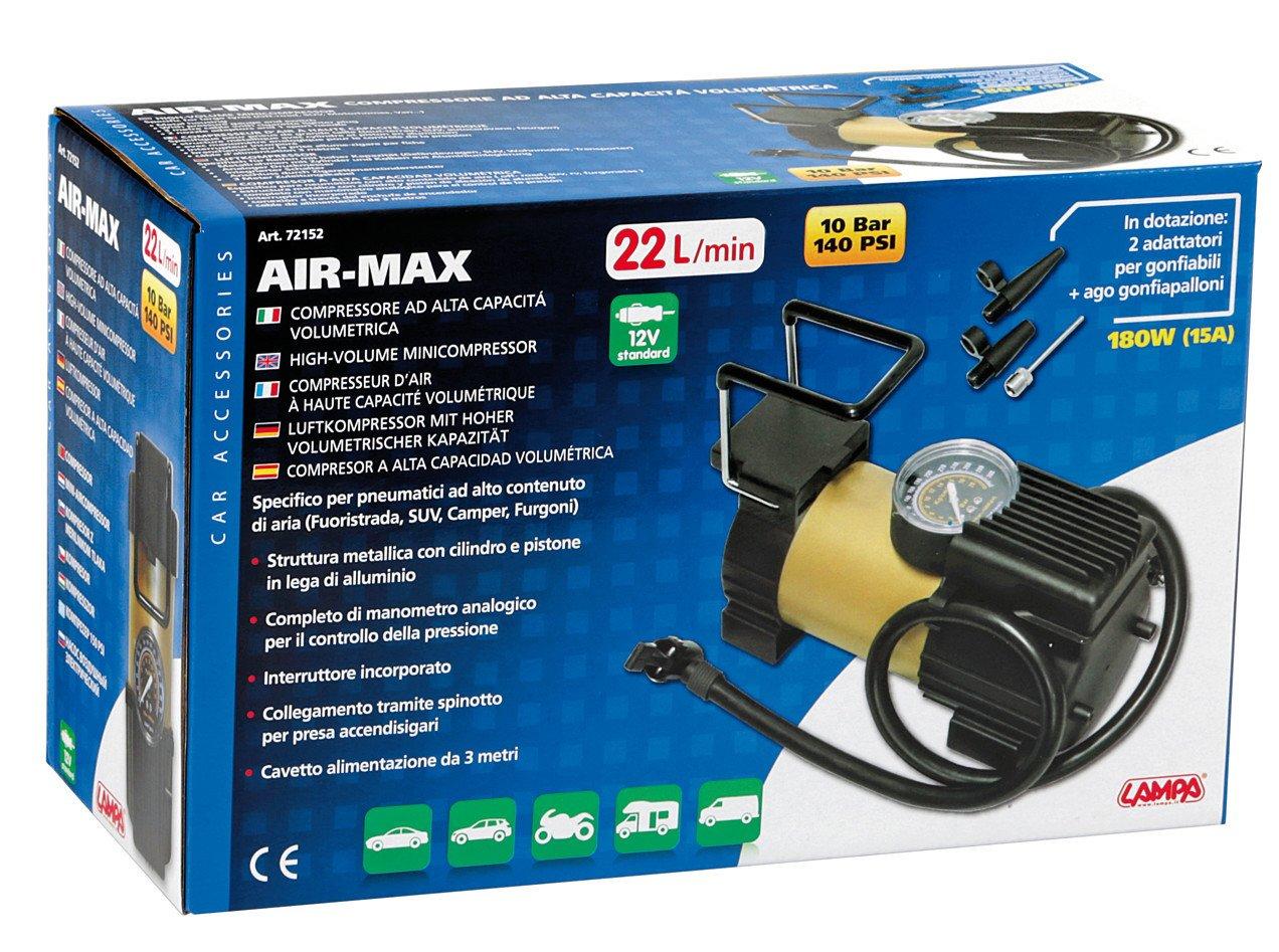 LAMPA 72152 Air-Max Compressore
