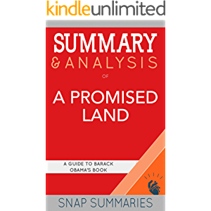 Summary & Analysis of A Promised Land: A Guide to Barack Obama's Book