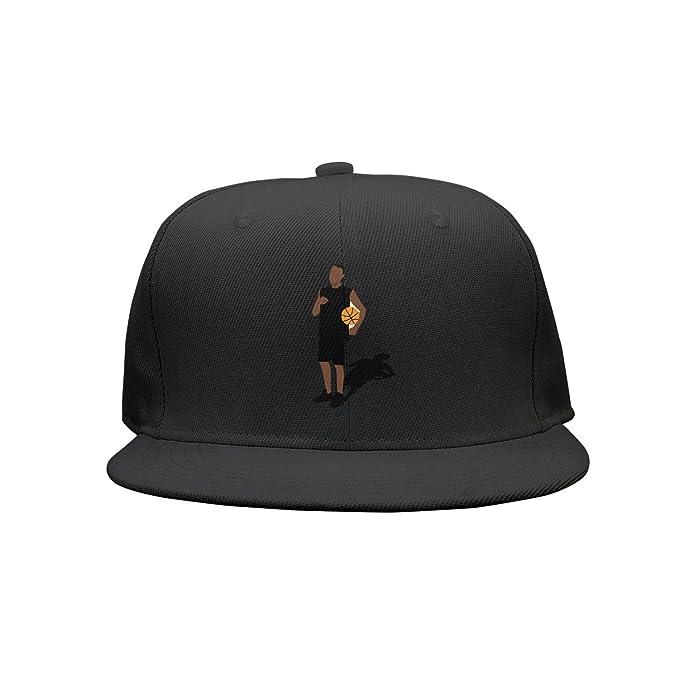 srygjukuu Style Basketball Player and Shadow Snapback Hats Adjustable  Street Dancing Caps 5e96e116a81