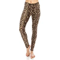 ALWAYS Women Printed Soft Leggings - Super Soft Strech