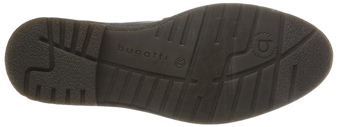 Mens 321345363214 Classic Boots, Grey Bugatti
