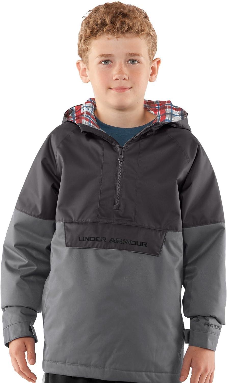 Under Armour Boys/' UA Reign Anorak Storm Jacket