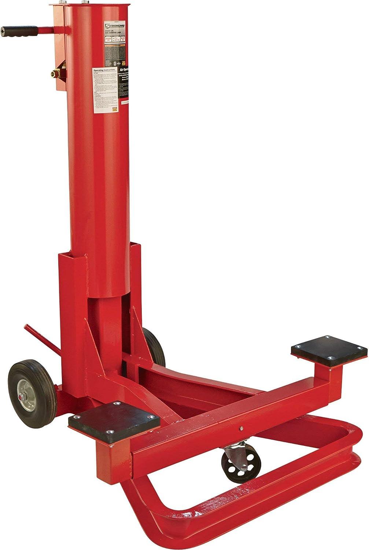 Strongway 1 1/4-Ton Air Bumper Jack