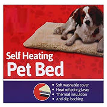 Auto Calefacción Perro Cama - perfecto cuidado de la noche dormir comodidad fácil limpieza: Amazon.es: Productos para mascotas