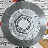 Makita A-96001-25 36 Grit Hubbed INOX Grinding