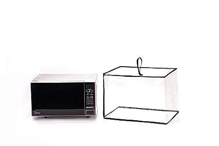 QEES WBLZ02 Cubierta para horno de microondas, resistente ...