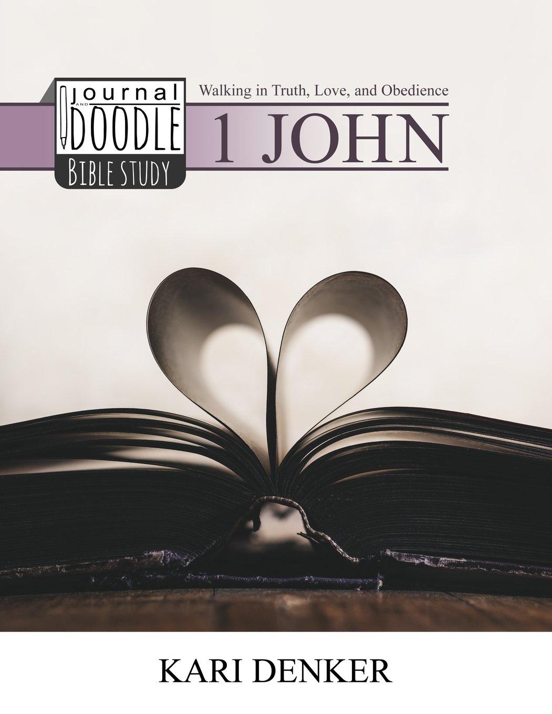 John Journal Doodle Bible Study product image